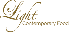 Light contemporary food Logo